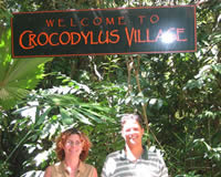 Crocodylus Guided Night Walk
