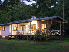 Hibiscus Cottage - Cabin Accommodation